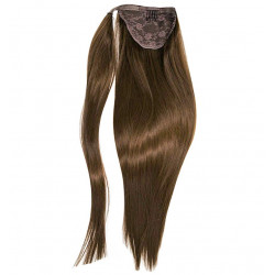 Queue de cheval Remy hair chatain clair 50 cm